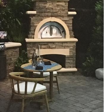 bordeaux brick oven