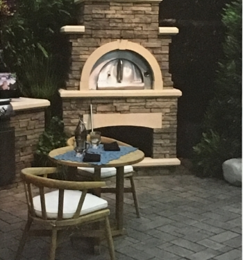 bordeaux brick oven
