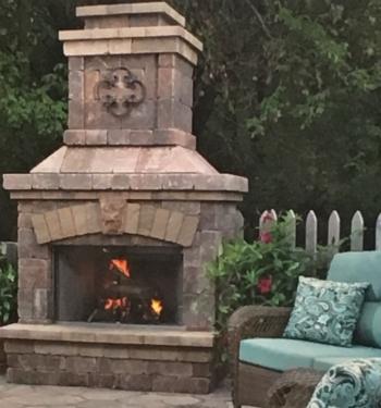 brighton fire place
